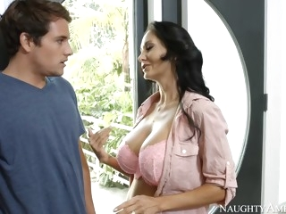 Ava Addams & Tyler Nixon in My Friends Hot Mom big butt films