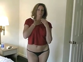 My super hawt wife is stripping for me amateur films