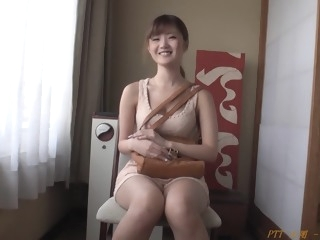 Amateur individual shooting, post. 433 Maya 18-year-old college student blowjob films