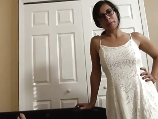 Stepmom & Stepson Affair 66 (My Best Birthday Present Ever) amateur films