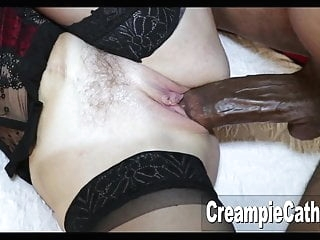 MILF Takes Massive BBC amateur films