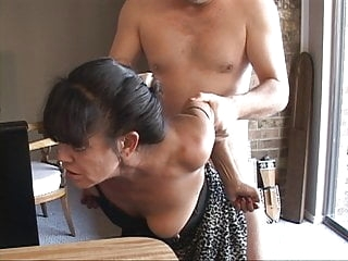 I Turned My Tiny Mexican Granny Maid Into an Anal Slave anal films
