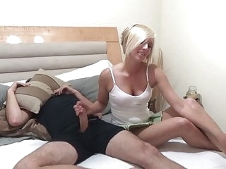 Helping NOT Her Bro N15 babe films