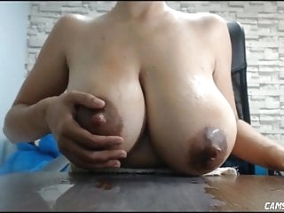 Milky Huge Natural Boobs Babe webcam films