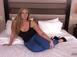 Ginger gets thick ass fucked POV anal films