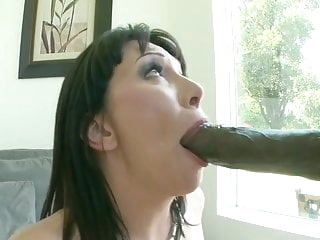 amazing cougar and the biggest cock!! brunette films