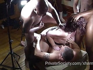 The Private Society Gangbang Club For Lonely Housewives mature films