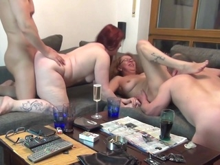 Reality Intimate Dilettante Group Sex In The Tf Swinger Club amateur films