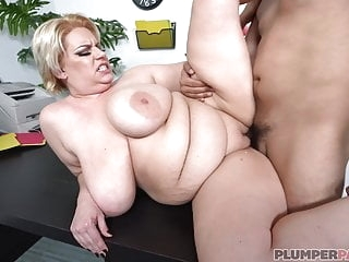 Tiffany Blake - The Boss Needs Services bbw films