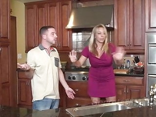 Bad Mommie Amber Bach Gets Gets Some Deep Dicking blonde films