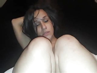 Slut gets Creamed by BBC brunette films