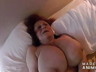 Son of a bitch Timmy Fucks his 83yr Old Girlfriend amateur films
