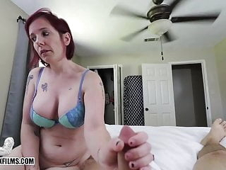 Son Guilt Trips Mom - Complete Series blowjob films