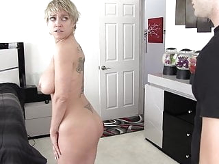 Mother paying Son's Debt blonde films