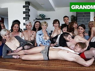 Biggest Granny Fuck Fest part 1 amateur films