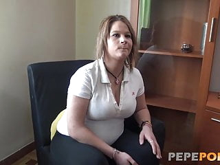 Preggo MILF fantasy is having a threesome with two guys amateur films