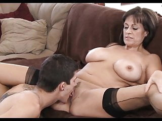 My friend's hot mom blowjob films
