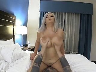 Big Tit Tinder Step-Sister blowjob films