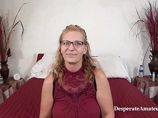 Casting Milf Shan, Desperate Amateurs anal films