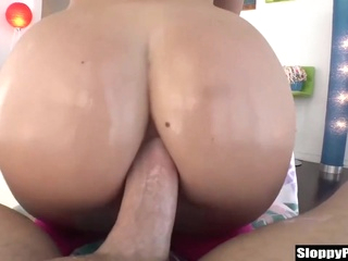 Lena Paul likes to fuck Mike Adriano as much as Hadley Viscara and AJ Applegate anal films