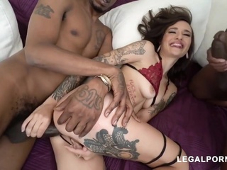 interracial anal films