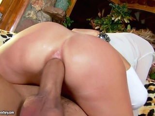 Kitty Cat - Kitty and the Leopard Couch anal films