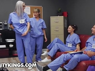 Big Naturals - JMac Skylar Vox - Registered Nurse Naturals blonde films